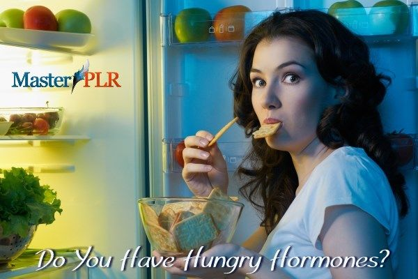 Hungry Hormones PLR Package!