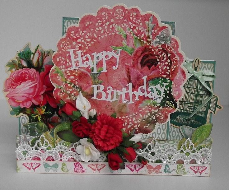 Happy Birthday - Secret Admirer - Scrapbook.com