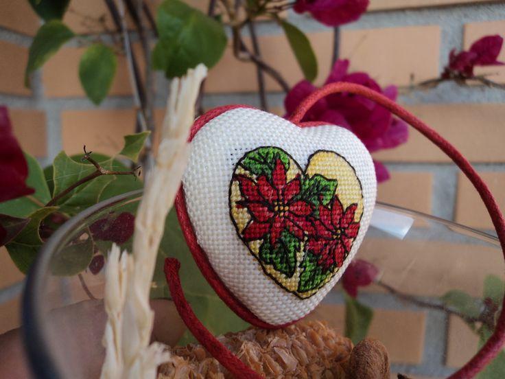 Corazón Poinsettia