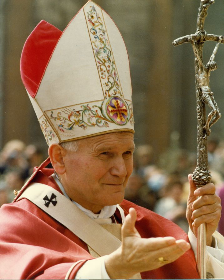Terra - Visita de Juan Pablo II a Chile - Fotorreportajes
