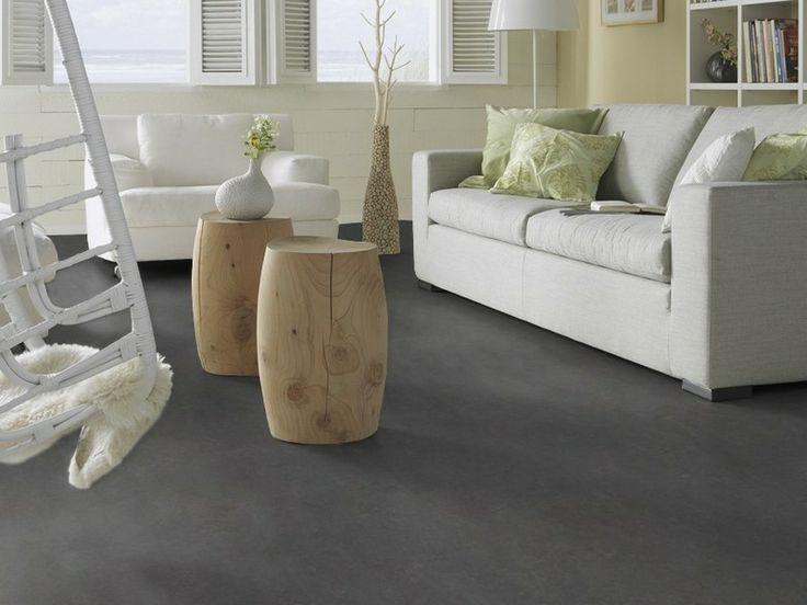Zachte vloeren - Marmoleum
