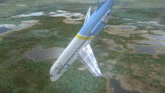 air accident | S03E06 Florida Swamp Air Crash: ValuJet Flight 592 recreation