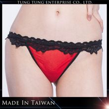 Black lace border sexy transparent thong Best Seller follow this link http://shopingayo.space