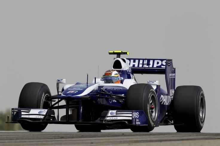Nico Hulkenberg, Sakhir 2010, Williams FW32