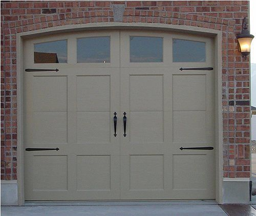 painted garage doors ideas - 1000 ideas about Painted Garage Doors on Pinterest