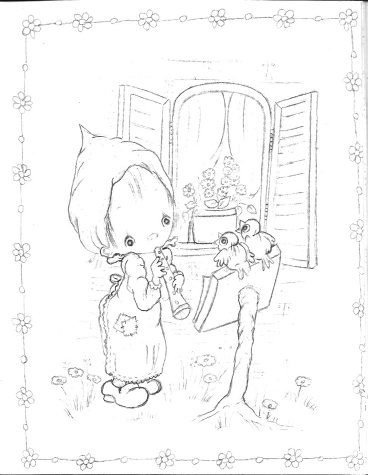 photos to coloring pages - photo#6