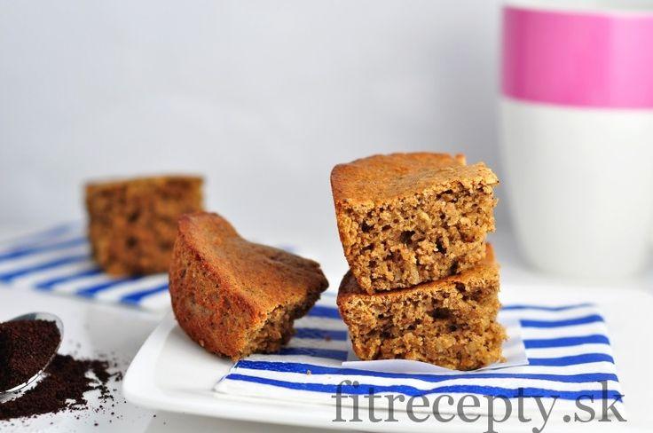 Ovesno-kávový koláč