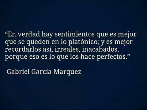 Gabriel García Márquez.*