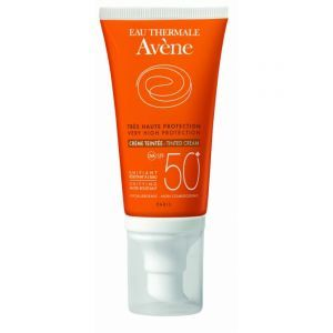 Avene Solaire Creme Teintee SPF 50+ 50ml μόνο 9.75€ | Pharmeden.gr