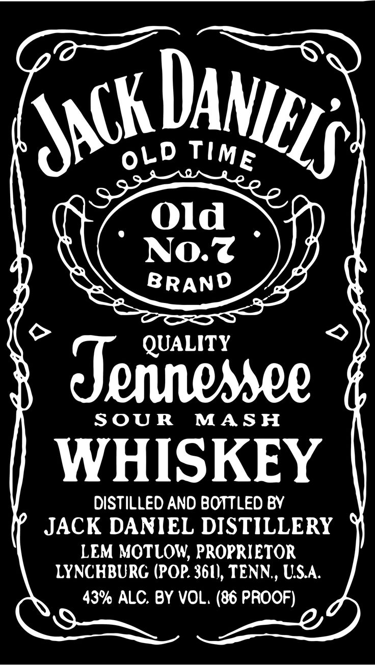 Download this Wallpaper iPhone 5 - Products/Jack Daniels (1440x2560) for all your Phones and Tablets.