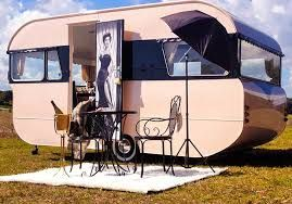 Image result for vintage caravans
