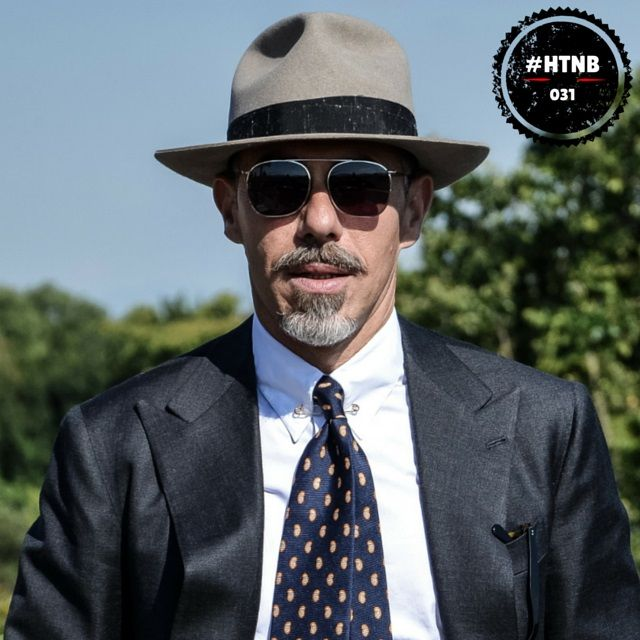 #HTNB 031 Mr. Alberto Scaccioni