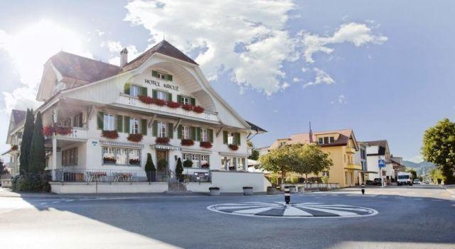 Hotel Restaurant Kreuz - #Hotel - $114 - #Hotels #Switzerland #Konolfingen http://www.justigo.us/hotels/switzerland/konolfingen/restaurant-kreuz-konolfingen_3591.html