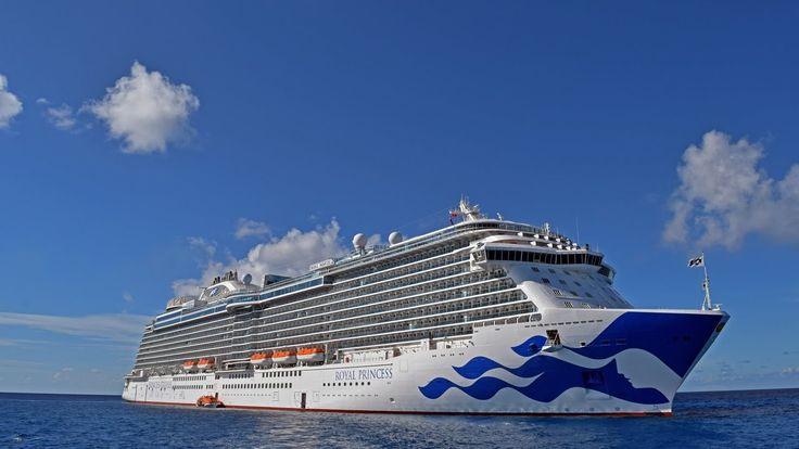 Royal Princess - Ship Tour