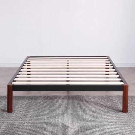Home Metal Platform Bed Bed Frame Mattress Platform Bed Frame