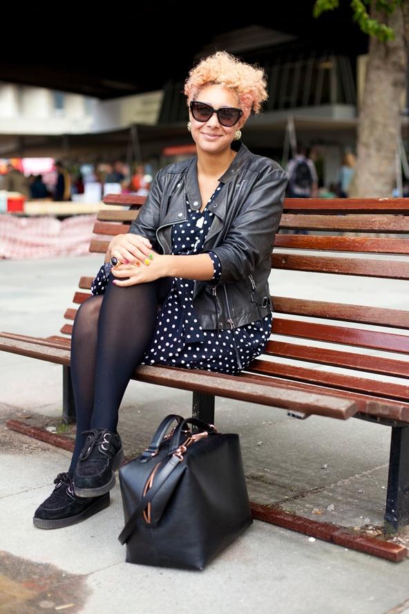 23 Best Glamour Uk Street Style Images On Pinterest