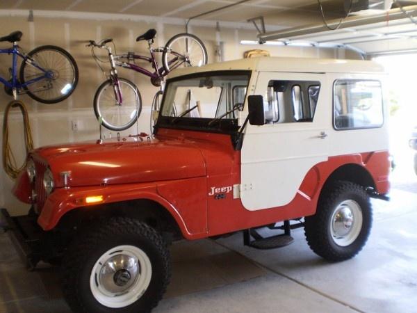 Tuttle Click Jeep >> 1981 CJ5 with Meyer Hardtop | old jeeps | Pinterest | Jeeps