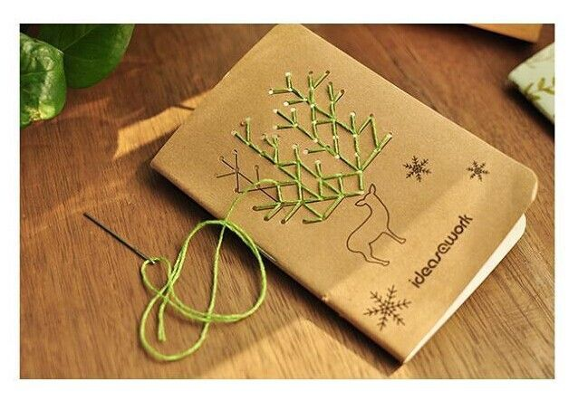 Aliexpress.com : Buy Cross Stitch Creative Blank Paper Notebook Stationery Memo Book Painting Graffiti Students School Supplies from Reliable supplies hardware suppliers on Rainbow's store | Alibaba Group