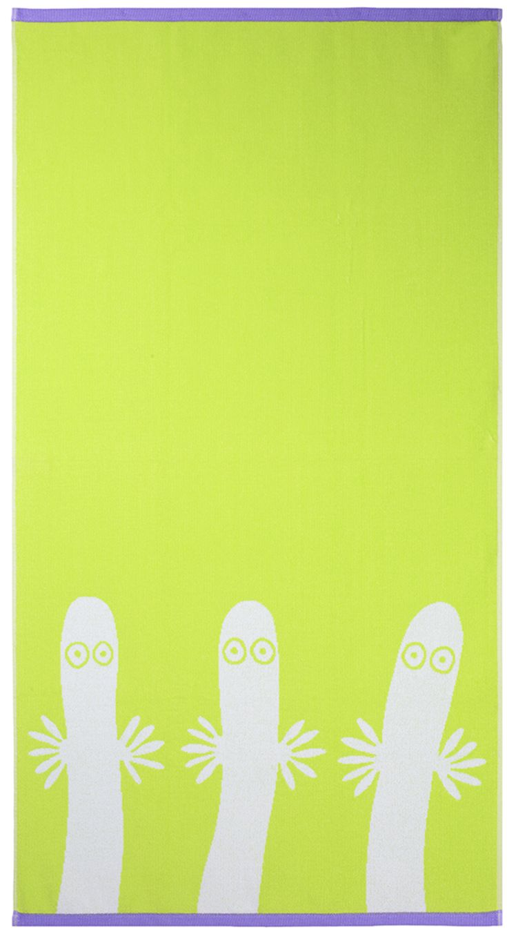 Hattifatteners towel    Hattivatit-pyyhe