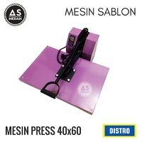 MESIN HOT PRESS 40x60CM