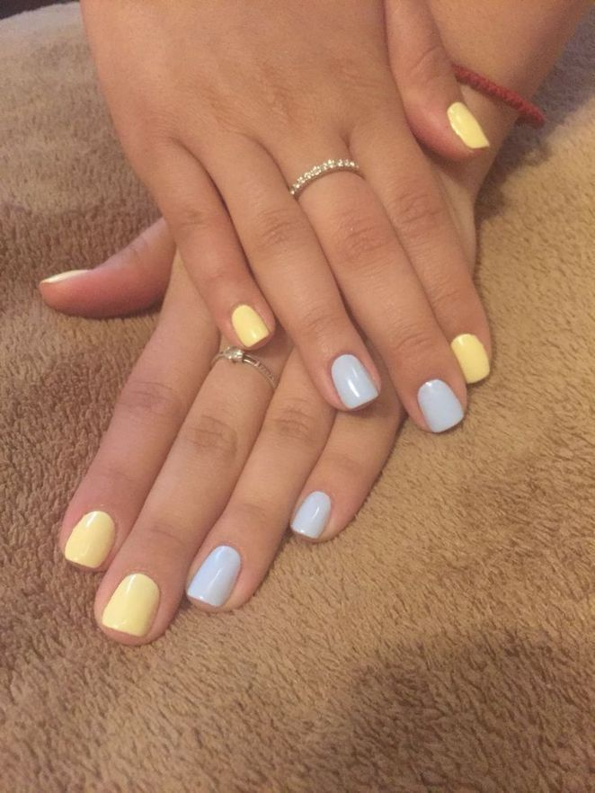 22 The Fundamentals Of Yellow Nail Revealed 113 Prekhome Yellow Nails Nails Yellow Nail Art