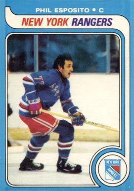 | 1979 Topps Phil Esposito #220 Hockey
