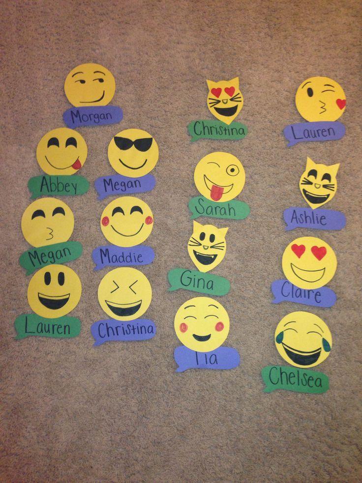 emoji bulletin board - Google Search