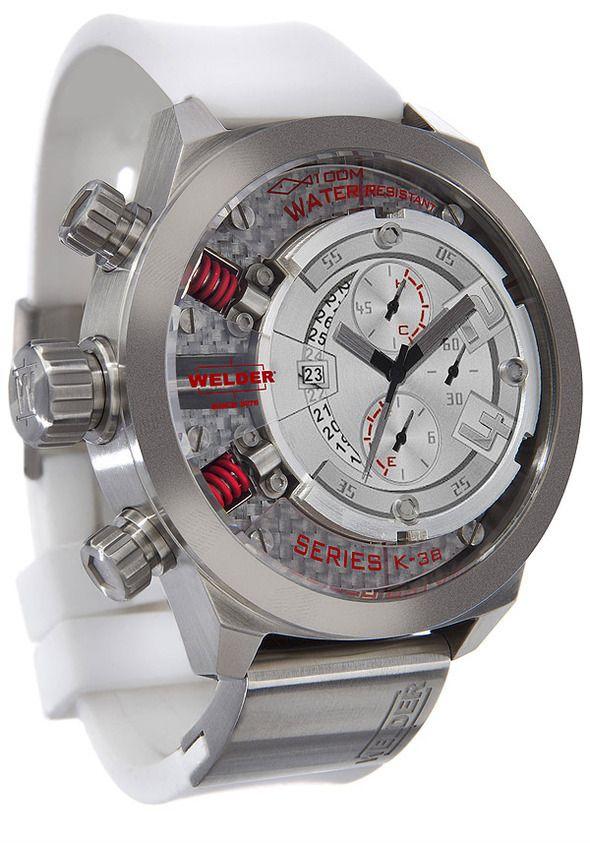 Welder watch collection
