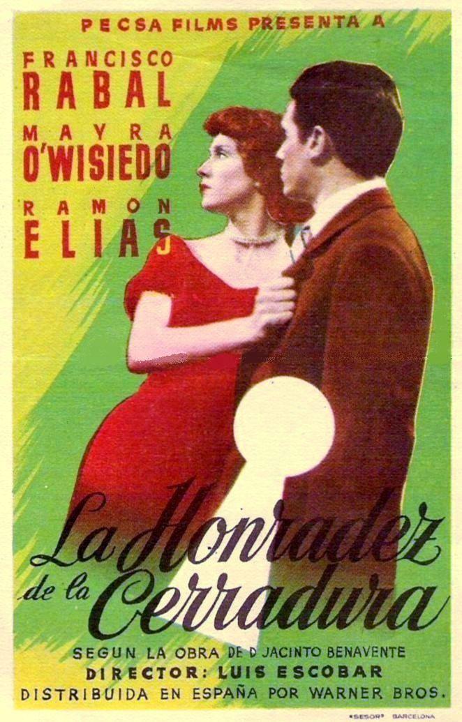La Honradez De La Criatura 1950 Tt0042574 Esp Pps01 Carteles De Cine Cine Peliculas
