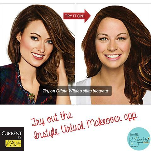 Re Think Pink Makeover App Virtual Makeover Hair Makeover