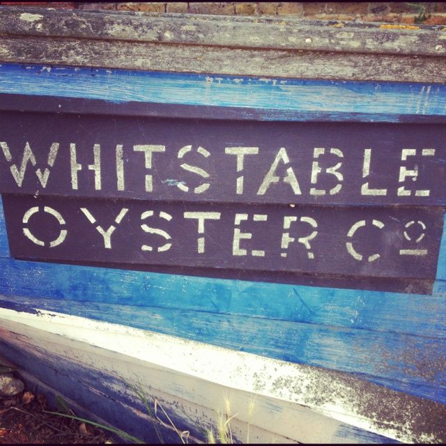 Whitstable oyster co, Kent.... Never been but will do one day!