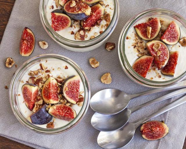 Mediterranean Diet Breakfast Food