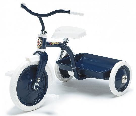 Legendarisk 3-hjulssykkel - ingen over, ingen ved siden!