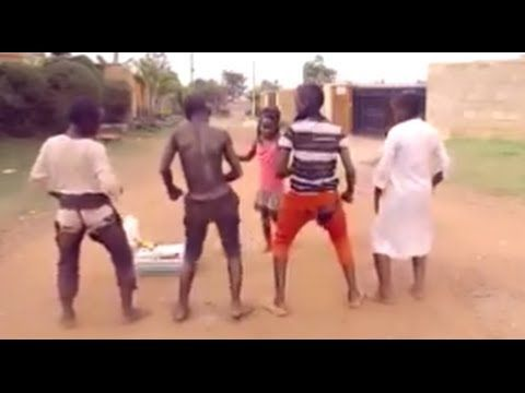 So you think you can dance? These African kids are killing it! Ghetto Kids Dancing Sitya Loss New Ugandan music 2014 DjDinTV