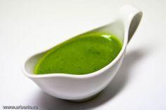 Канарский зеленый соус - mojo verde | Кулинарные заметки Алексея Онегина