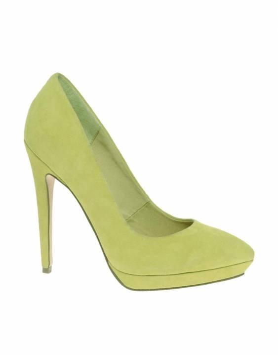 pretty green shade