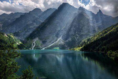 Morskie Oko - Poland Photo by Kris Bednarzewski — National Geographic Your Shot