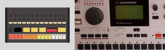 HTML5 Drum Machine Emulator – Make Beats In Your Browser