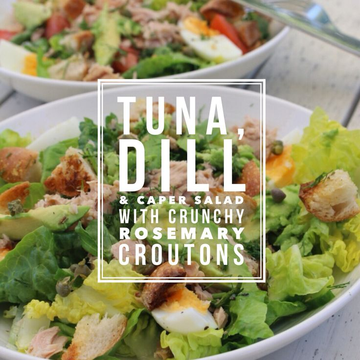 Light & Fresh Tuna Salad http://foodiesagenda.com/tuna-salad/