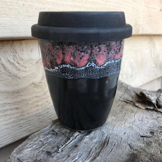 4cac6fd31b2 Handmade Ceramic Keep Cup/Tumbler made in melbourne gifts | What ...