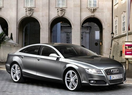 Audi A7 for my the sophisticated wealthy side of my personality