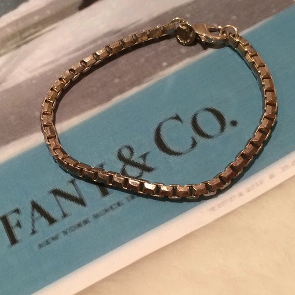 Authentic Tiffany Venetian Link SS  Bracelet Stunning Tiffany & Co. Venetian Link Sterling Silver Bracelet. Never Used!!! No Longer in Stock!!  Price Firm! NO TRADES. Tiffany & Co. Jewelry Bracelets