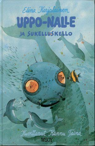 Uppo-Nalle ja sukelluskello - 10e
