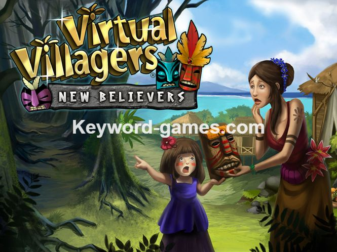 Virtual Villager 5 New Believers PC Games