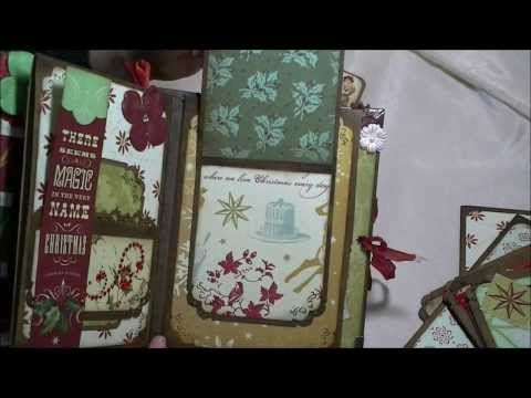Simple Christmas Mini Album SEI Noel - YouTube