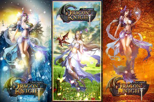 Dragon Knight — новейшая фэнтези MMORPG про драконов с яркой ... Online игра Драгон Кнайт предлагает захватывающие события каждый день!