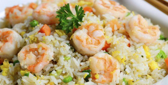 El arroz con camarones es uno de los platillos internacionales que se preparan de forma exquisita en mi querido El Salvador. Visite esta receta, esf fácil.