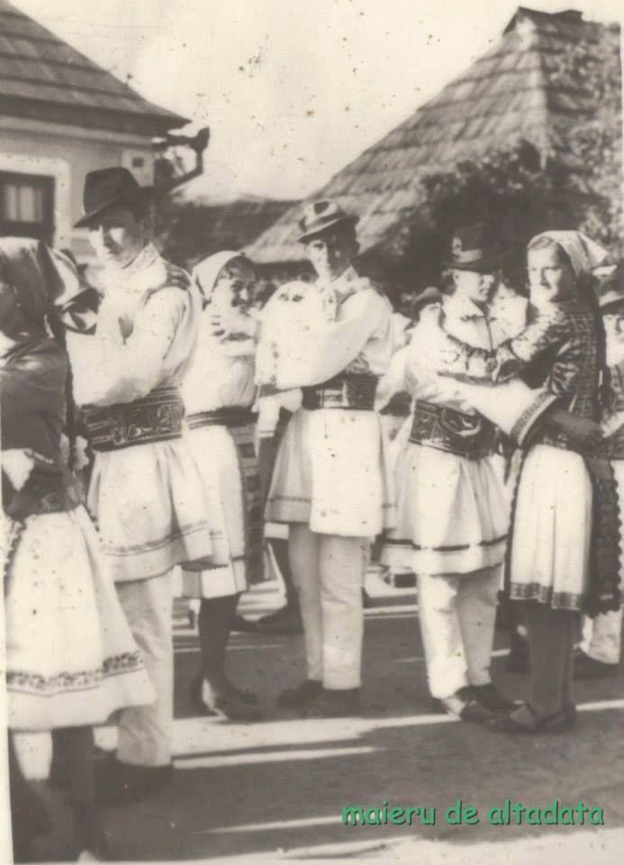 Asa erau horele la Maieru 1978