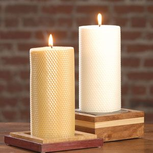 Beeswax Candles Our On Martha S Website