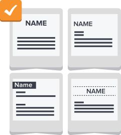 create a great resume in minutes use resume nows resume builder free resume templates resume samples resume examples and more